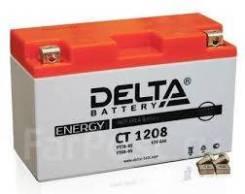 Аккумулятор Delta CT1208 емк.8 А/ч; п. т.110А