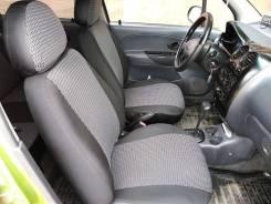 Чехлы из Жаккард для Volkswagen Tiguan (со столиками), 2010-2017 г.
