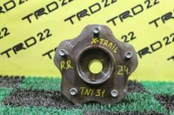 Подшипник ступицы задний Nissan Qashqai J10/X-Trail T31/ Juke F15 4WD