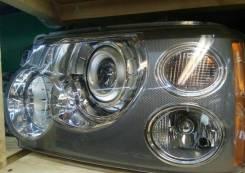 Фара левая Land Rover Range Rover Vogue L322 (2005-2009)