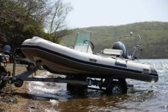 Лодка РИБ (RIB) Stormline Standard 360