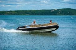 Лодка РИБ (RIB) Stormline Standard 380 (no console) AL