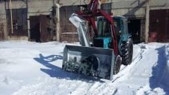 Снегоочиститель с гидроприводом для тракторов
