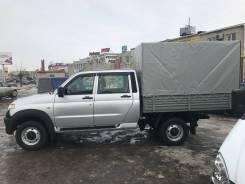 УАЗ Профи. , 2 800куб. см., 1 000кг., 4x4