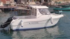 Quicksilver. 2007 год, длина 5,80м., двигатель подвесной, 77,00л.с., бензин