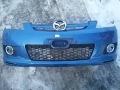 Бампер передний (Mazda demio sport dy 05> )