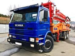 Scania P. Автобетононасос, бетононасос 112HL, 11 020куб. см., 32,00м.
