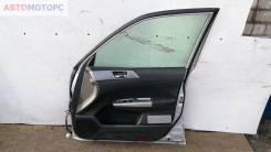 Дверь передняя правая Subaru Forester 3, 2009 (внедорожник)