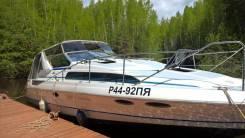 Bayliner. 1996 год, длина 11,00м., двигатель стационарный, 520,00л.с., бензин