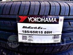 Yokohama BluEarth-ES ES32,*Расширенная Гарантия - 1 ГОД. При грыже,порезе - бесплатная замена шины!, 185/65 R15