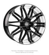 Oxigin 14 Oxrock 8,5x20 5x112 et50 72,6 black full polish matt
