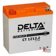 Аккумулятор Delta CT1212.2 емк.12 А/ч; п. т.155А