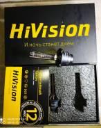 Комплект ксеноновых ламп HiVision D2S 5000K