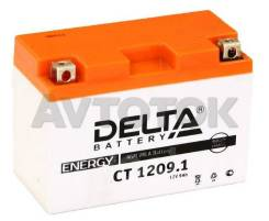 Аккумулятор Delta CT1209.1 емк.9А/ч; п. т.115А