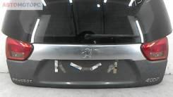 Крышка (дверь) багажника Peugeot 4007 2007 (внедорожник)