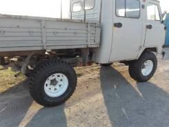 УАЗ-39094 Фермер. УАЗ 39094 Фермер, 2 700куб. см., 1 000кг., 4x4