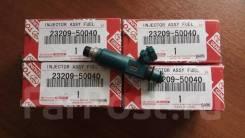 Форсунка топливная 23209-50040 Toyota LC 100, LX/GX470 2UZFE