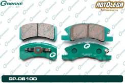 Колодки пер. G-brake Daihatsu MIRA MMC Minica 98-/Toppo H82 Nissan OTTI