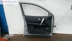 Дверь передняя левая Nissan Qashqai J10, 2013 (внедорожник)