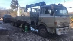 Hino FR. Продается грузовик Hino, срочно, 16 250куб. см., 15 000кг., 6x2