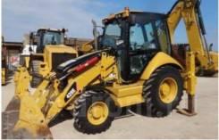 Caterpillar 428E. Продам экскаватор-погрузчик , 0,90куб. м.