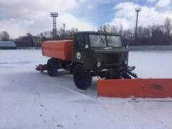 ГАЗ 66-01. ГАЗ 6601 для заливки льда, 4 254куб. см., 5 800кг., 4x4
