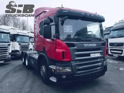 Scania P380. Продается 6х4 в Новосибирске, 13 000куб. см., 25 000кг., 6x4