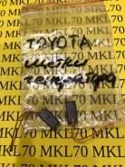 Щетки генератор графитовый наконечник Toyota