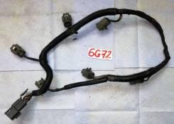 Проводка ДВС Mitsubishi 6G72