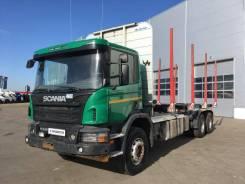 Scania P440. Сортиментовоз , 6X4, ID 473910, 13 000куб. см., 6x4. Под заказ