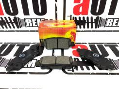 Колодки тормозные задние Nissan T30 T31 E51 C11E V35 C25 J31/32