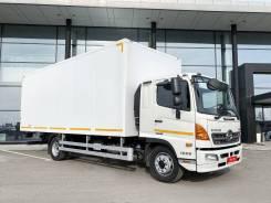 Hino 500. Хино 500 (Тойота) Изотермический фургон, 7 684куб. см., 7 600кг., 4x2