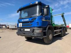 Scania P360. Продается Контейнеровоз 2015 года выпуска