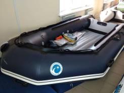 Бу надувная пвх лодка StormLine 360