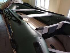 Бу надувная пвх лодка StormLine HD Air 360