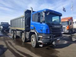 Scania P400. Самосвал 8x4 2018, 12 700куб. см., 33 000кг., 8x4. Под заказ
