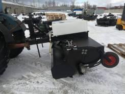 Щетка с бункером для трактора МТЗ