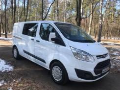 Ford Transit. Форд транзит кастом, 2 200куб. см., 900кг., 4x2