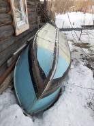 Казанка-М. 1994 год, длина 5,00м., двигатель без двигателя, 30,00л.с., бензин