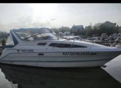 Bayliner. 1998 год, длина 9,00м., двигатель стационарный, 300,00л.с., бензин