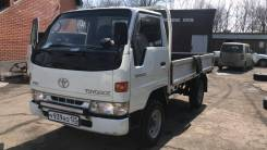Toyota ToyoAce. Toyota toyoace, 2 800 куб. см., 1 500 кг., 4x4