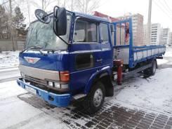 Hino Ranger. Продам эвакуатор, 7 000куб. см., 5 000кг., 4x2
