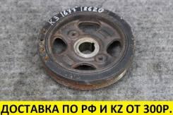 Шкив коленвала Toyota/Daihatsu/Subaru K3VE/K3VT контрактный