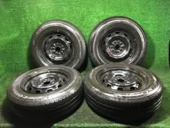 """Комплект летних колес R14 на Bridgestone Ecopia EX20. 6.0x14"""" 5x100.00 ET45"""