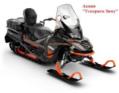 BRP Lynx Commander Limited 900 ACE TURBO (650W) ES 2021, 2020