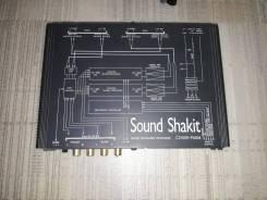 Звуковые процессоры.