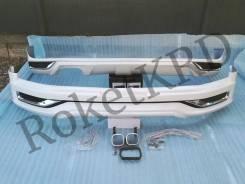 Обвес Toyota land Cruiser 200 16г Modellista