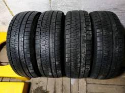 Pirelli Ice Asimmetrico. зимние, без шипов, 2014 год, б/у, износ 5%