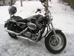 Harley-Davidson Sportster 1200, 2011