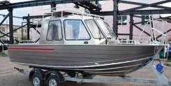 Купить катер (лодку) Wyatboat-660 Cabin